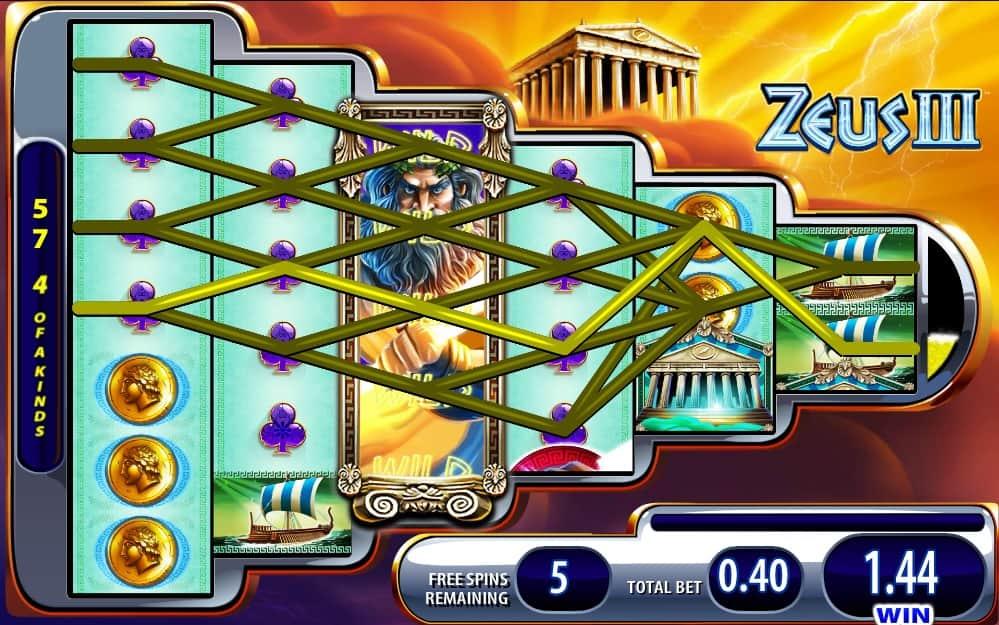 zues free slot machine